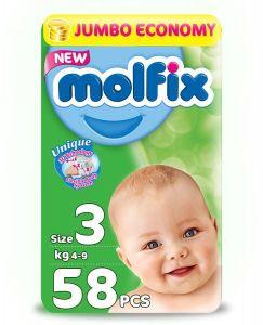 Molfix Diaper No. 3