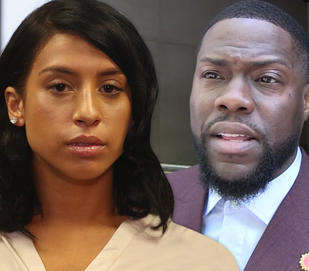 Kevin Hart's sex tape partner sues him for $60 million and claims Hart conspired with a friend to secretly record their encounter