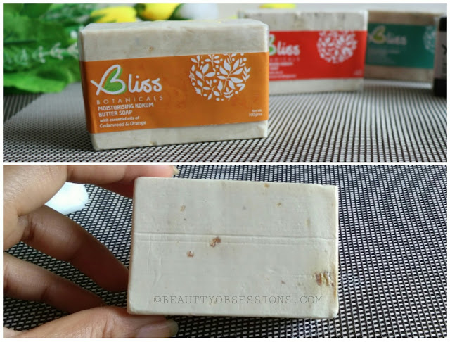 Bliss Botanical Handmade Soaps - Review