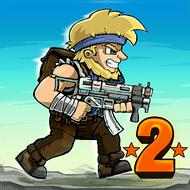 تحميل Metal Soldiers 2 mod apk مهكرة