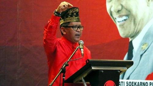 Perlu Pemimpin Berani untuk 2024, Hasto Contohkan Dudung yang Menurunkan Baliho FPI