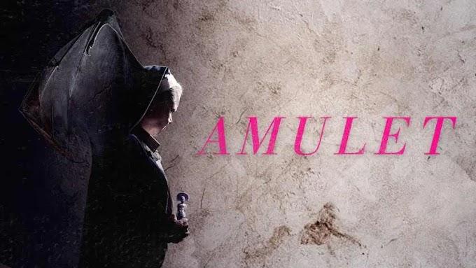 Amulet 2020 spiegazione e recensione horror con Imelda Staunton