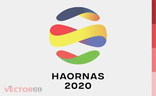Logo Hari Olahraga Nasional (HAORNAS) 2020 - Download Vector File PDF (Portable Document Format)