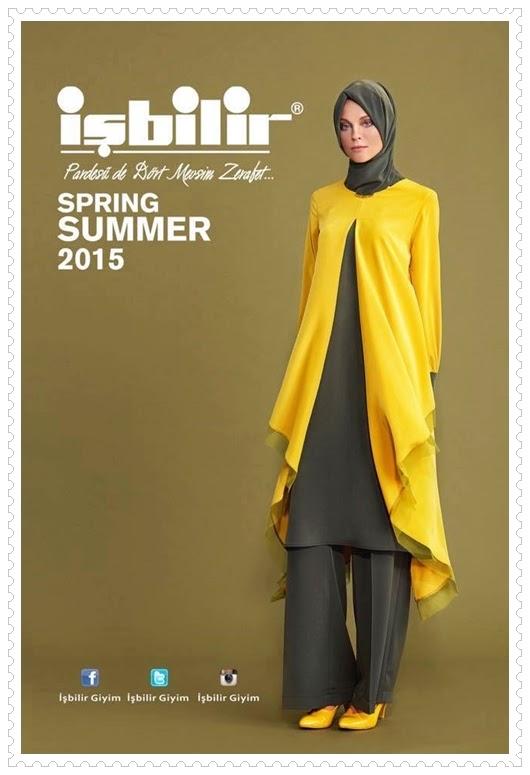 İşbilir Giyim 2015 İlkbahar Yaz Koleksiyonu