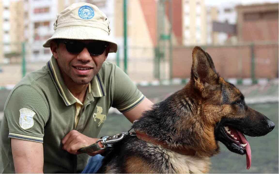 le chien berger allemand, chiens guides d'aveugles, maitres chiens, chien d'assistance, police d'assurance, mutuelle chien, assurance chien, assurance pour animaux de compagnie, assurance pour animaux domestiques, assureur, animal de compagnie