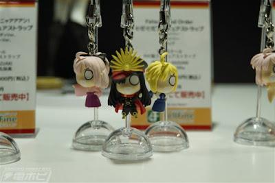 Fate/Grand Order – Sakura Saber, Majin Archer y Saber