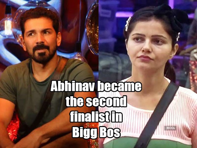 Abhinav became the second finalist in Bigg Boss and now who will become the third and fourth finalist