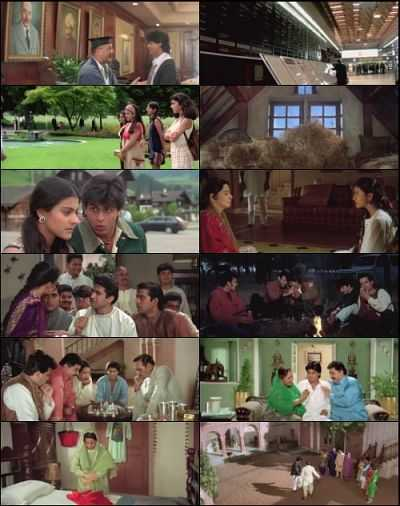 Dilwale Dulhania Le Jayenge 1995 Hindi - Telugu Dual Audio Download 300MB