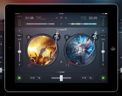 dj console per iPad, Android, PC e Mac