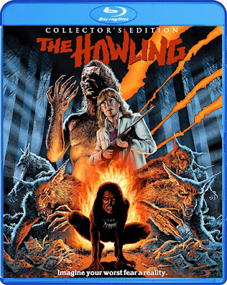 The Howling 1981 BD25 Spanish