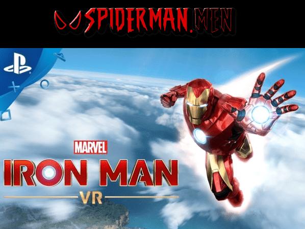Juego Iron Man VR
