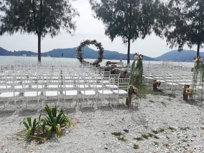Majlis Perkahwinan Di Rockbund