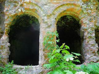 Тараканівський (Дубенський) форт. Вікна казематів
