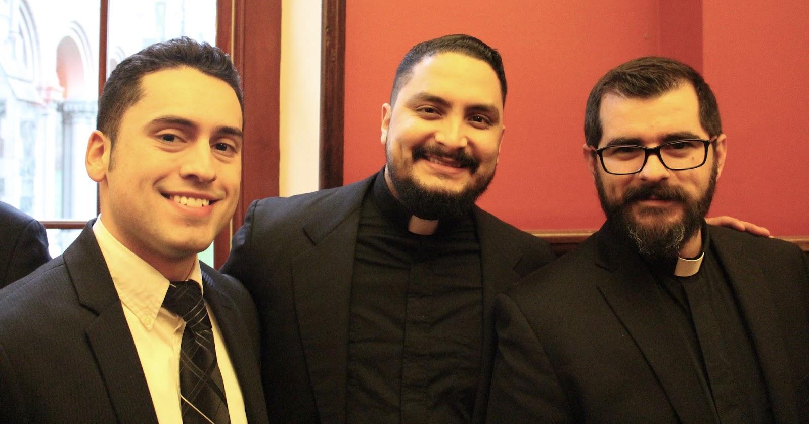 The Rector's Blog at Saint John's Seminary: Deacons Night ...