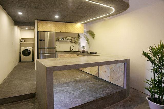 Thiết kế nội thất nhà phố đẹp trong hẻm nhỏ ở Hà Nội lên báo tây
