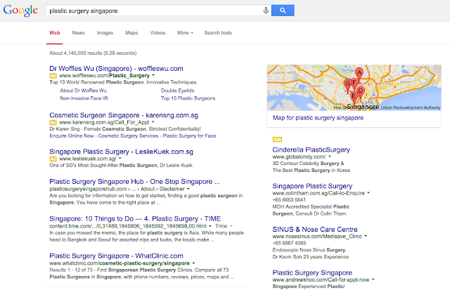 Best plastic surgeon Singapore