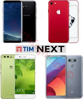 smartphone a rate con offerte tim next