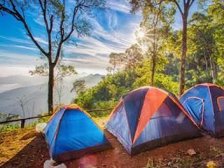 5 lugares donde puedes acampar en Ecuador
