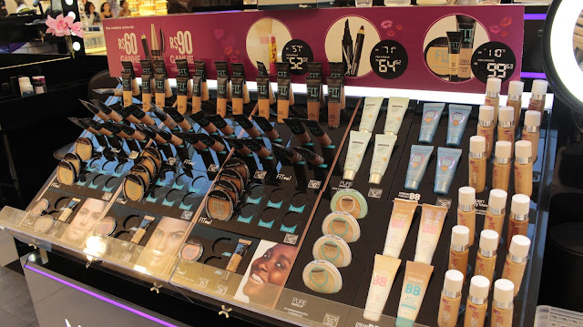 Quiosque Maybelline Barra Shopping Sul Porto Alegre