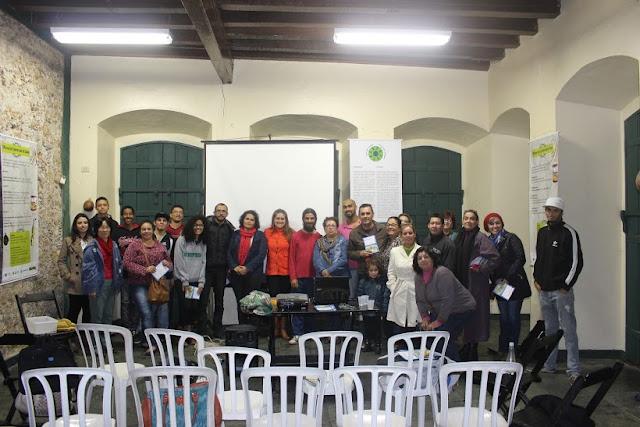 FINANÇAS SOLIDÁRIAS E BANCOS COMUNITÁRIOS FORAM OS TEMAS DA PALESTRA MINISTRADA POR RAFAEL MESQUITA