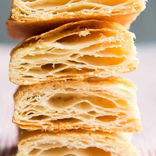 aprende ingles dulce hojaldre puff pastry