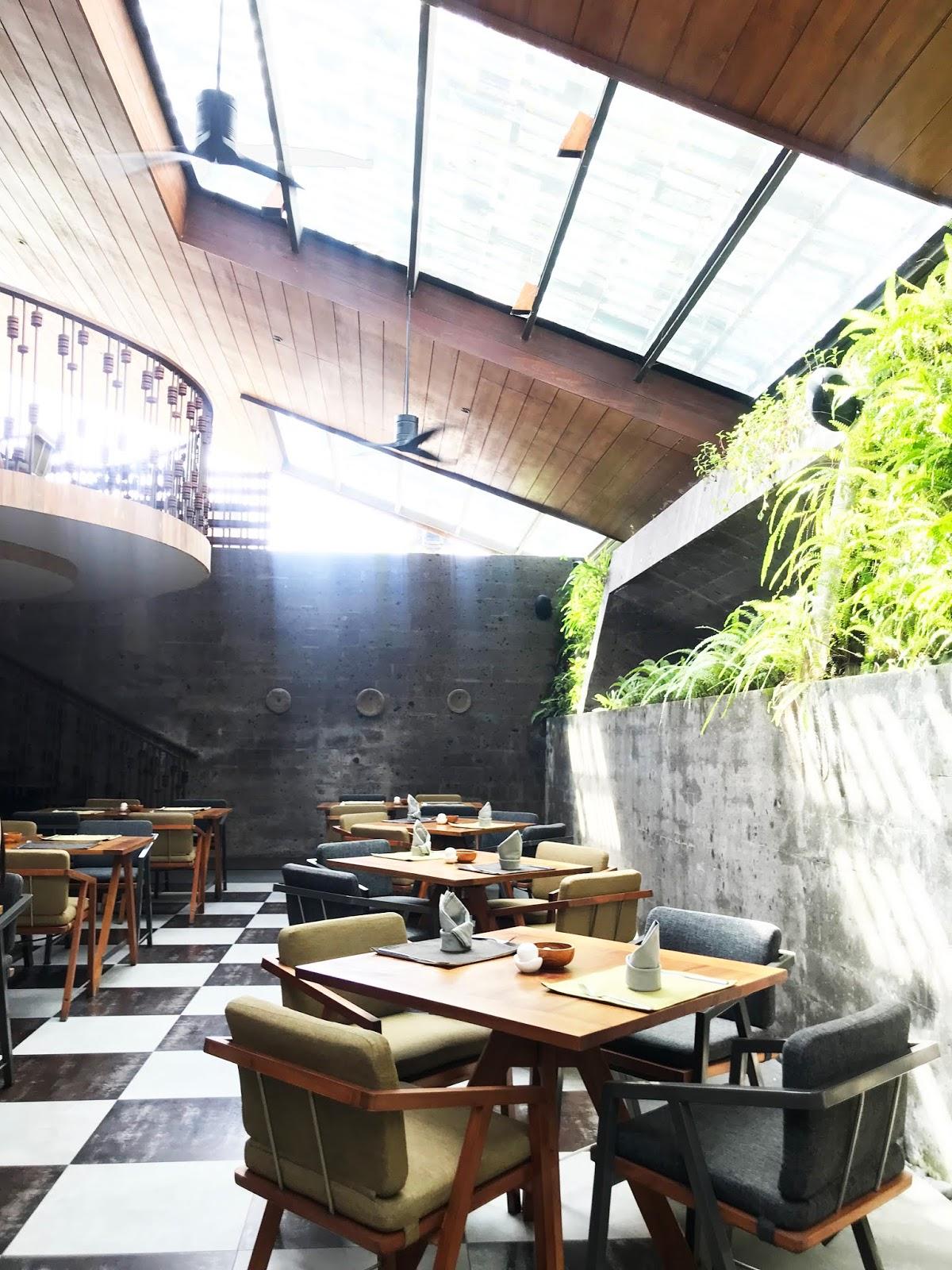 The Santai - Gong Restaurant