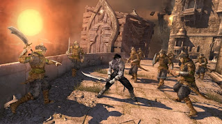 Prince of Persia The Forgotten Sands (Xbox 360) 2010