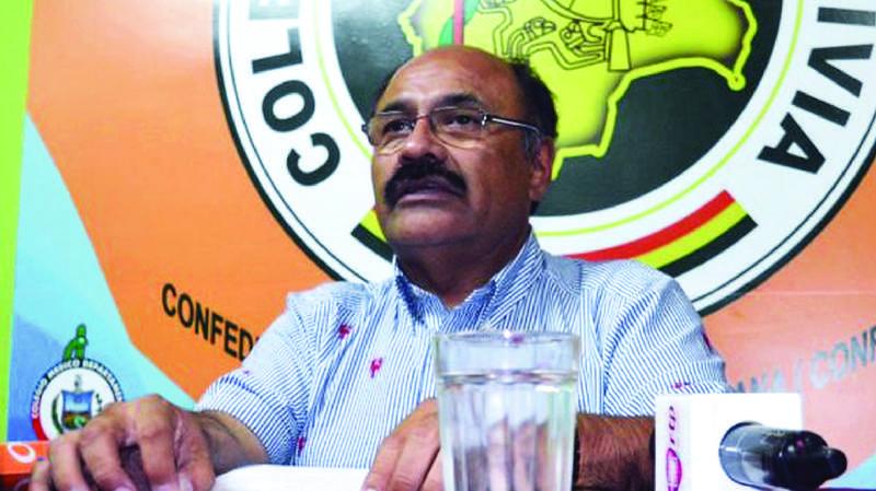 Ministro Cruz se encuentra reestructurando el sistema de salud / PÁGINA SIETE