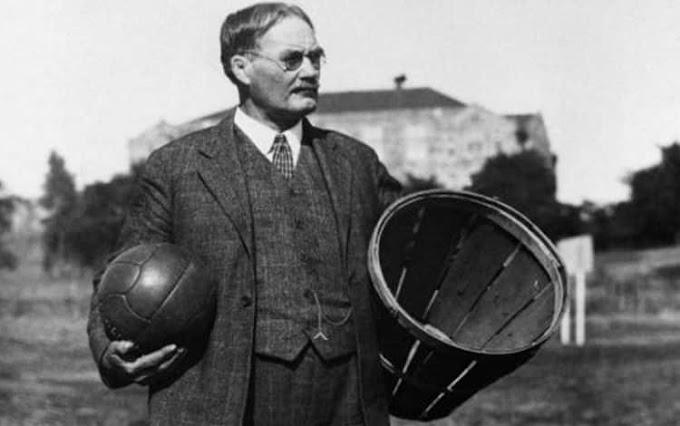 Las primeras reglas del baloncesto por James Naismith - Deportes