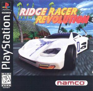 Download Ridge Racer Revolution (1996) PS1 Torrent