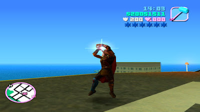 GTA Vice City Thor Mod With Powers Latest Version