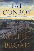 South of Broad by Pat Conroy book cover and review