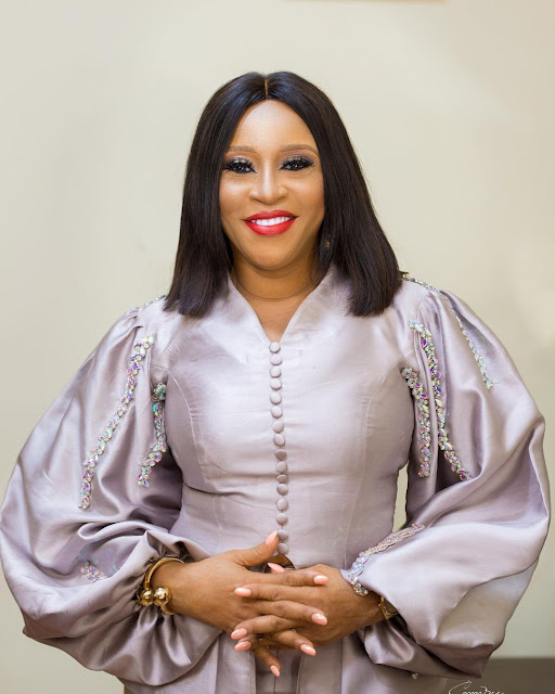 See the Lovely Pictures of Ozo mother as she turns 55 years old