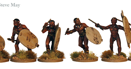 New Perry Miniatures Cape Wars!!
