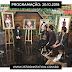 PROGRAMAÇÃO - ARASHI NI SHIYAGARE: 20/10/2018