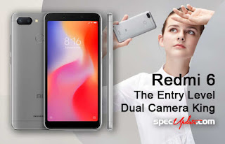 Cara Terbaru Hard Reset Xiaomi Redmi 6 3GB