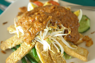 On request Gado Gado | Daily Meal at Mount Rinjani
