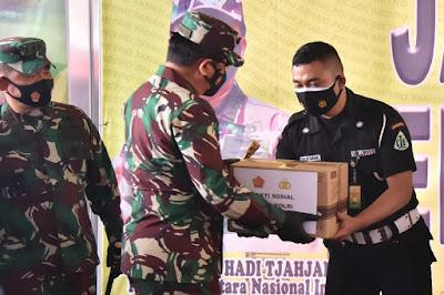 Panglima TNI Terima Kunjungan Silaturahmi Kapolri dan Menekankan Pentingnya Sinergitas dan Soliditas TNI-Polri