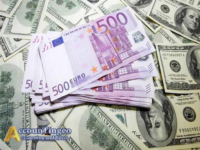 اكونت يجو | ارتفاع الدولار الامريكى مقابل تراجع اليورو
