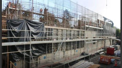 """Osorno: Constructora deja las obras del Cesfam """"Chuyaca"""""""