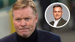 Barca Presidential Candidate Font Gives Strange Reasons Why He Must Sack Koeman If Elected