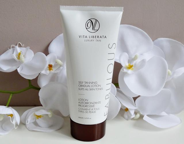 Vita Liberata, Self tanning gradual lotion - balsam samoopalający