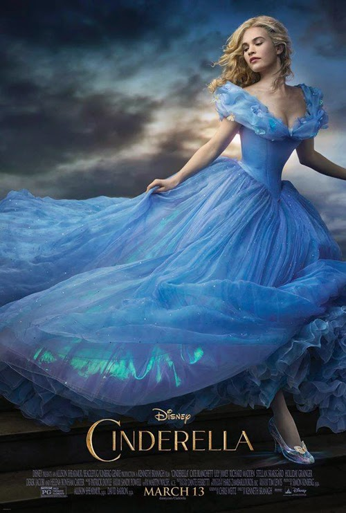 Cinderella ซินเดอเรลล่า 2015