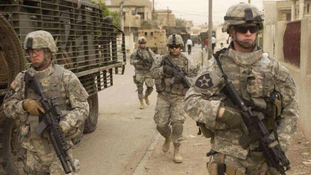 1000 Lebih Prajurit AS Kena Corona, Pentagon Tetap Keras Kepala