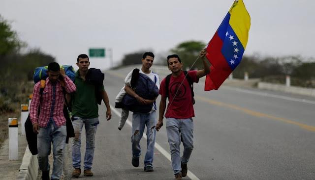 """MUNDO: """"Conferencia Internacional de Solidaridad"""" se realizará en Bruselas donde tratarán migración venezolana."""