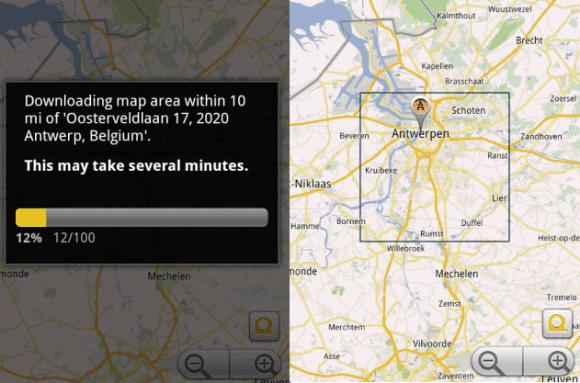 Offline Maps and Transit Navigation in Google Maps for Android on google maps batman, google maps 2014, google maps app, google maps pacific northwest,
