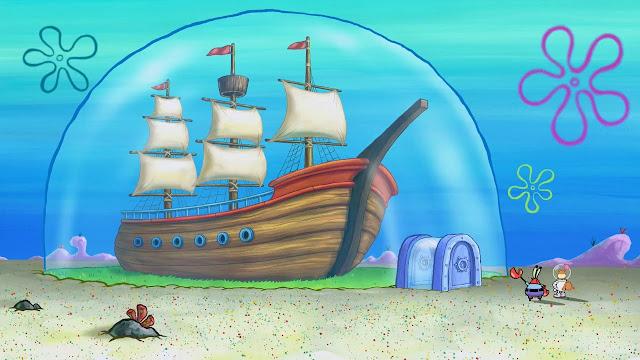 SpongeBob SquarePants Season 11 Episode 21 Subtitle Indonesia