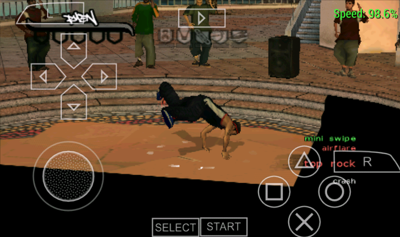 Download The Warrior PSP Android