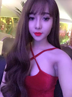 Gái xinh facebook hot girl DJ Trang Tây (Huyền Trang)