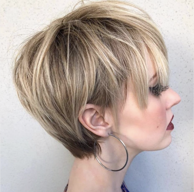 short hairstyles 2019 female over 40